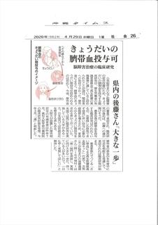 共同通信配信記事(沖縄タイムス)_R.JPG
