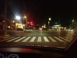 深夜の国道329号.JPG