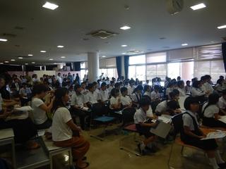 表彰式の会場.JPG